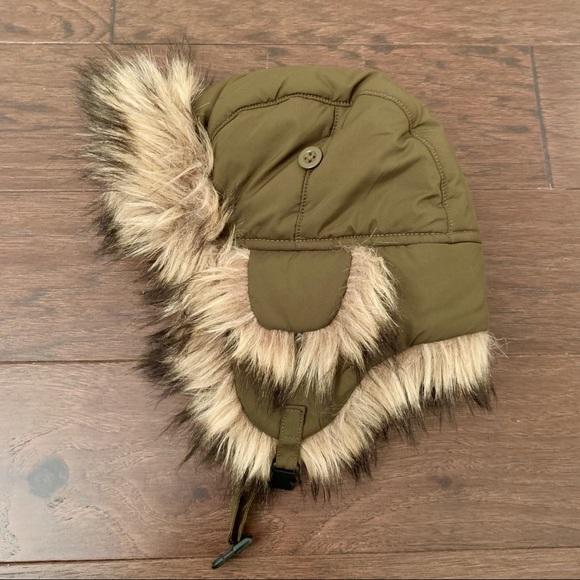Ralph Lauren Polo Boys 4-7 trapper hat. M 5bdf877195199644c6313cc2 633e9e8a499